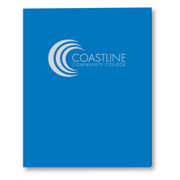 Roaring Springs Imprinted Laminated Portfolio (Incarcerated Approved)