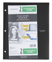 Five Star Customizable Folder