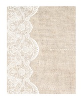 Pierre Belvedere Linen & Lace Folder