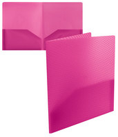Better 2 Pocket Prism Portfolio, Pink
