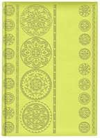 Pierre Belvedere Large Cecile Chartreuse Journal