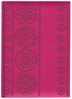 Pierre Belvedere Large Cecile Magenta Journal