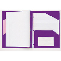 Five Star 4 Pocket Folder