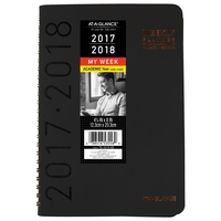 AT A GLANCE Contemporary Weekly Monthly Academic Appointment Book Planner