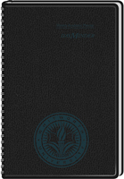 2015 2016 AT A GLANCE Imprinted DayMinder Academic Weekly Planner, Black