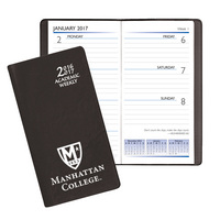 Weekly Pocket Planner, Academic Year, 2016 2017