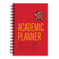 Spiral Bound Hard Cover Full Color  Basic Custom Planner Traditional (Exclusive)