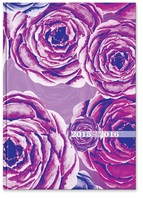 Pierre Belvedere Planner, Rose Garden Purple