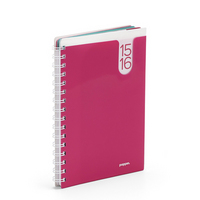 Poppin Pocketbook Planner, Pink
