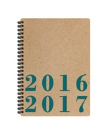 Pierre Belvedere Academic Year Wire Agenda, Teal