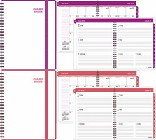 At A Glance Color Play Planner