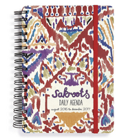 Sakroots Daily Agenda (Taupe One World)