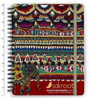 Sakroots Always Organized Agenda Camel One World
