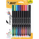 Intensity Fineliner Pen 10pk Assorted