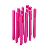Poppin Pink Signature Ballpoints, Set of 12