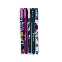 Vera Bradley Gel Pen Set, Falling Flowers