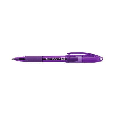 RSVP Mini Ball Point Pen Purple