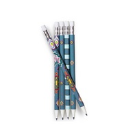 Vera Bradley Mechanical Pencils, Painted Medallions