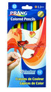 Dixon Prang 12 Count Assorted Color Pencils