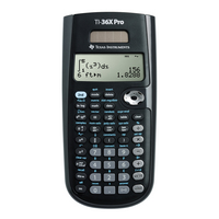 TI 36X Pro Scientific Calc