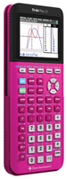 Texas Instruments TI 84 Plus CE Graphing Calculator, Pink