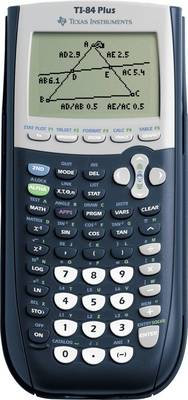 TI 84 Plus Graphing Calculator