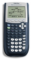 TI 84 Plus Graphics Calculator