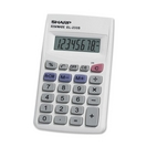 Sharp El 233 Sb Basic Calculator