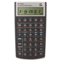Hp 10Ii Plus Bus/Fianac Calculator