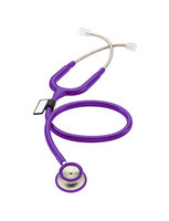 MD One Adult Stethoscope, Purple