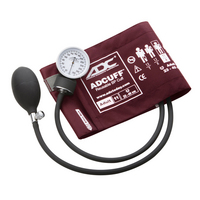 Blood Pressure Aneroid, burgundy