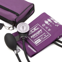 Blood Pressure Aneroid, purple