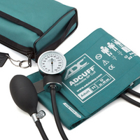 Blood Pressure Aneroid, teal