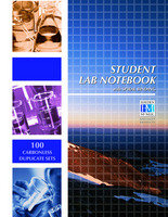 Spiral Carbonless Lab Book