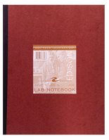 Lab Book Square Inch Numbered 1 - 152