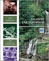 Spiral Life Sciences Notebook 70 Sheets