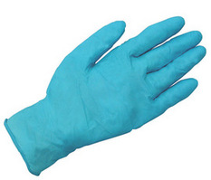 Nitrile Gloves, Box of 100 (XL)