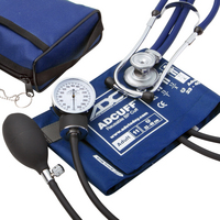 Pros Combo II Pocket Aneroid,royal blue