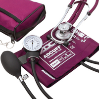 Pros Combo II Pocket Aneroid, purple