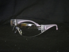 Eva Pink Safety Goggles