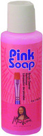 Pink Soap Brush Cleaner 1 Oz