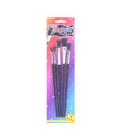 Four Pack Paint Brushes