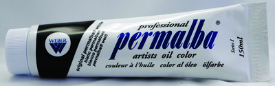 Permalba White Oil 150Ml Tube
