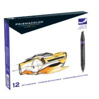Prisma Marker Set 12 Primary