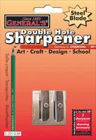 Sharpener Doublehole Metal