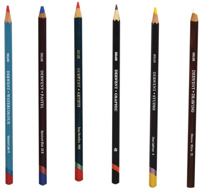 Derwent Graph Draw Pencil 6B