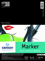 "Canson Pro-Layout Marker Pads 14"" x 17"""