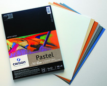 Canson MiTeintes Paper Pads 9 x 12