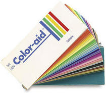 Color Aid Color Sheet Set