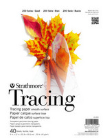 Strathmore Tracing Paper Pad, 200 Series (9 x 12)
